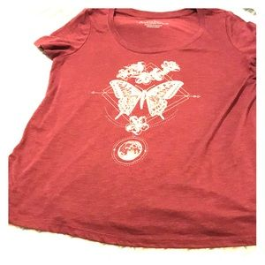 🦋Torrid Butterfly Graphic Tee🦋